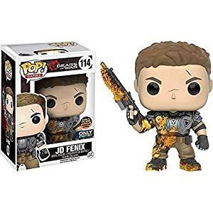Funko Pop JD Fenix (Gears of War 114) Funko Pop Gears of War