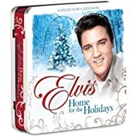 Home For The Holidays (Collector's Edition, Tin Case) by Elvis (Elvis Presley Tin)