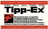 TIPP-EX Korrekturpapier weiß 10 Blatt