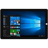 "CHUWI Hi Book Ultra Pro Tablet PC de 10.1"" Dual OS Android 5.1,Windows10,4GB RAM+64GB ROM,Quad-Core 1.44GHz,WIFI, Cámara Dual 2.0MP,Color Negro"
