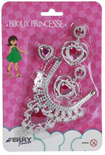 sans marque Blister Bijoux Princesse Modèle Aléatoire
