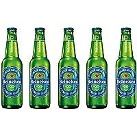 Heineken 0.0 Alcohol Free Beer 4 x 330ml Bottles (6)