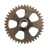 VIDOO G2610 Stahl Spur Getriebe 39T 1/16 Upgrade-Teile Für Truggy Buggy Short Course 1631 1651 1621