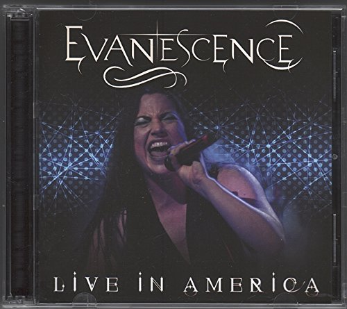 Evanescence LIVE IN AMERICA 2016/2017 fall world tour limitierte ausgabe Doppel CD [Audio CD] (Evanescence Live)