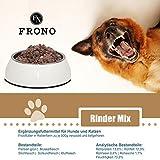 Frostfutter Nordloh 10kg Rinder Mix, Barf für Hunde- und Katzen