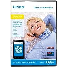 klickTel Telefon- und Branchenbuch Frühjahr (2018)