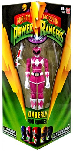 Power Rangers Mighty Morphin Legacy Kimberly Pink Ranger