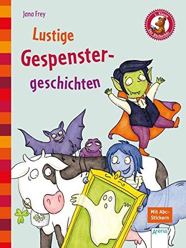 Lustige Gespenstergeschichten: Der Bücherbär: Kleine Geschichten