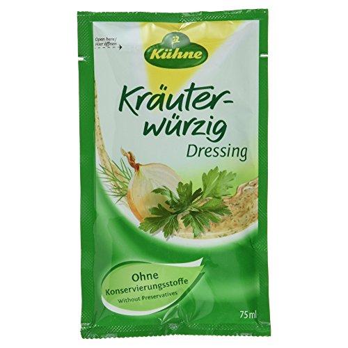 Kühne Dressing Kräuterwürzig, 75ml (Französisch-kraut-salat-dressing)