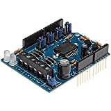 Motor & Power Shield pour Arduino® kit monté Velleman VMA03