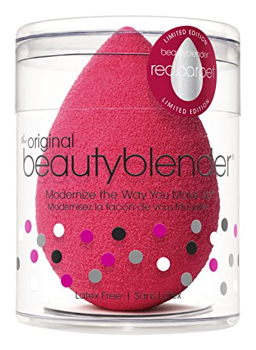 Beauty Blender Esponja Alfombra Roja Aplicadora De Maquillaje