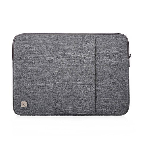 CAISON-295-cm-318-cm-33-cm-338-cm-356-cm-381-cm-396-cm-Wasserdicht-Notebook-Chromebook-Laptop-Sleeve-Tasche-fr-MacBook-HP-Lenovo-ThinkPad-Dell-Acer-Asus-Toshiba-Microsoft-Surface-MSI