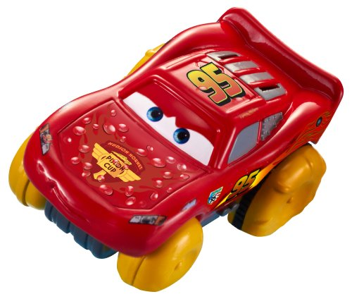 Mattel Y1340 - Disney Pixar Cars 2 - Hydro Wheels - Lightning McQueen [UK Import] (Wheels Lightning)