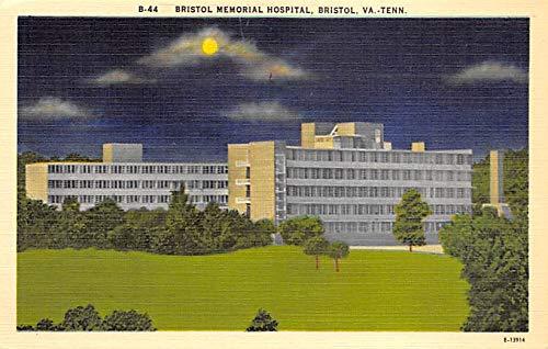 Bristol Memorial Hospital, Bristol, Va.-Tenn, USA Bristol Memorial Bristol, Va.-Tenn, USA Unused Bristol Memorial