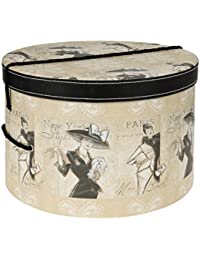Boite a Chapeau Madame 31 cm Lierys boite pour chapeau