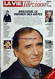 vie television la du 06 04 1996 brasseur le premier des justes les 400 coups dans un tableau le secret d offenbach paris roubaix