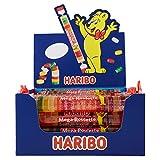 Haribo Mega Roulette Frutta gommose, confezione da (40x 45g)