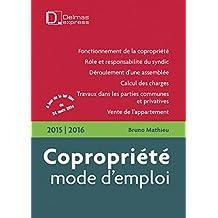 Copropriété, mode d'emploi 2014/2015