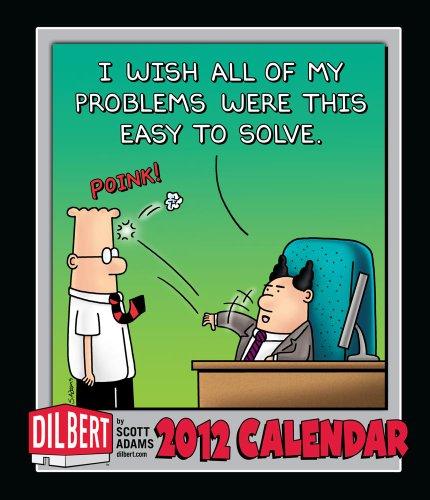 Dilbert 2012 Calendar