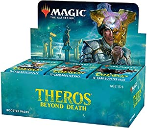 Magic The Gathering Theros Beyond Death Booster Box (36 Paquetes) (Wizards of The Coast