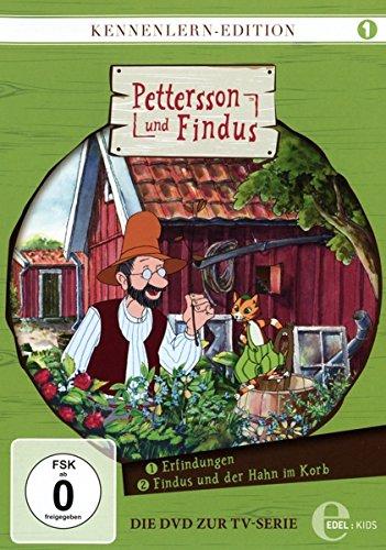 Pettersson und Findus - Kennenlern-Edition 1 - Erfindungen / Findus und der Hahn im Korb