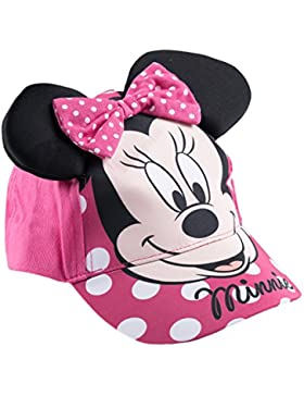 Disney Minnie Ragazze Berretto d