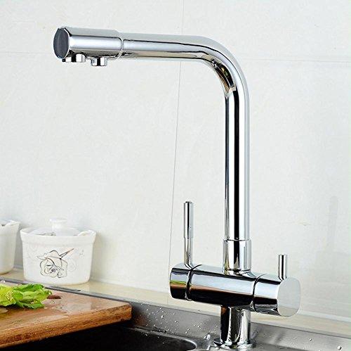 gzd-tout-cuivre-plaque-chrome-double-usage-eau-pure-cuisine-double-sortie-reservoir-deau-caipen-robi