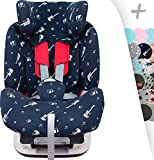 Janabebe Housse pour Chicco Seat Up 0, 1, 2 et Chicco YOUniverse (Rock Hero)