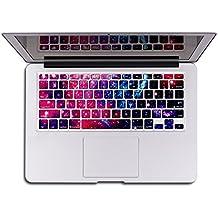 Pegatinas de piel para teclado rosso