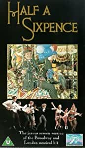Half a Sixpence [VHS] [1967]