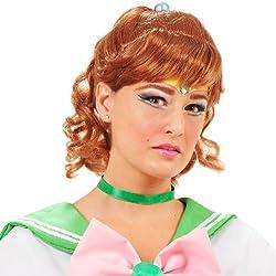 Peluca de Sailor Jupiter
