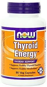 Thyroid Energy, 90 Vcaps