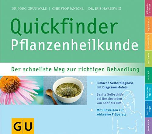 Pflanzenheilkunde Quickfinder (GU Quickfinder Körper, Geist & Seele)
