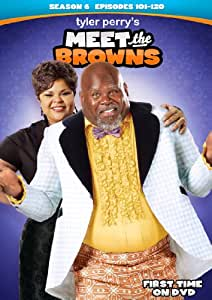 Tyler Perry's Meet the Browns: Season 6 [DVD] [Region 1] [US Import] [NTSC]