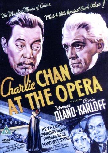 Charlie Chan At The Opera [UK Import]