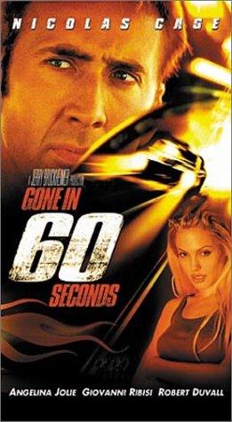 Preisvergleich Produktbild Gone in Sixty Seconds [VHS]