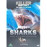 Killer Instinct - Sharks And Killer Whales [2002] [DVD] by Rob Bredl