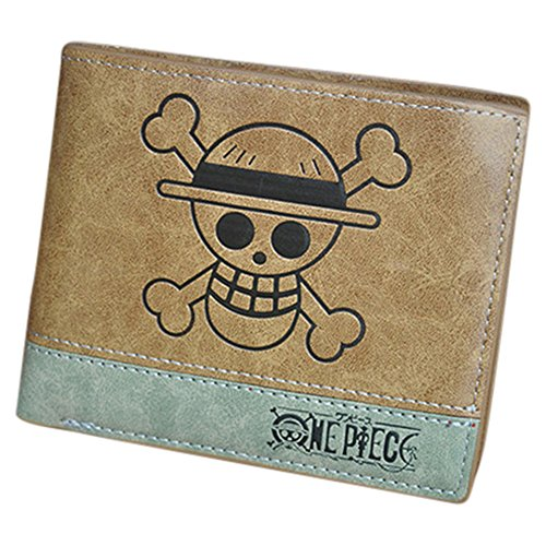 Anime - Cartera para hombre  One Piece C