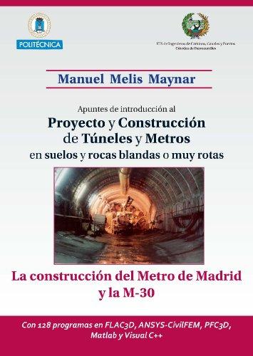 Apuntes de introducción al proyecto y construcción de túneles y metros en...