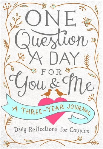 One Question A Day For You And Me por Chase Aimee