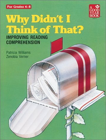 Why Didn't I Think of That?: Improving Reading Comprehension