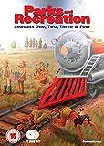 Parks & Recreation - Seasons 1-4 Box Set: 12 Discs [DVD] [UK Import]