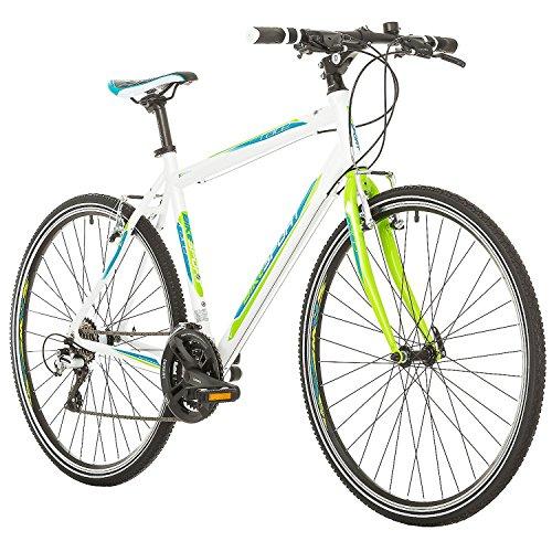 Bikesport Bicicleta Híbrida Tempo Race 28 Pulgadas