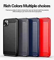 Huawei Y5P 2020 Case, Slim Fit Ultra-Thin Case Soft TPU Non-Slip Bumper Protection Cover [Scratch Resistant] w