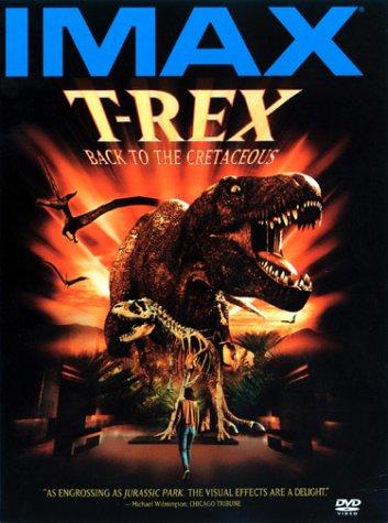 IMAX - T-Rex - Zurück in die Urzeit Trex-dvd