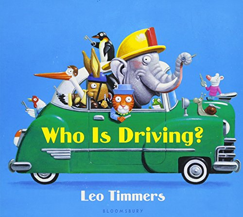 Who Is Driving? por Leo Timmers