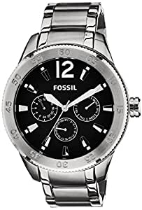 Fossil Wyatt Analog Black Dial Men's Watch -BQ1716