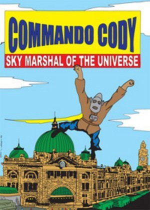 Bild von Commando Cody: Sky Marshal of the Universe - Complete Series [3 DVDs] [Australien Import]
