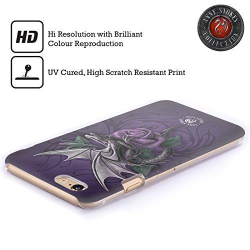 Ufficiale Anne Stokes Pentragramma Draghi 3 Cover Retro Rigida per Apple iPhone 6 Plus / 6s Plus Bellezza 2