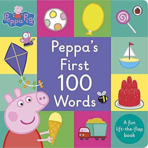 Image of Peppa Pig: Peppa's First 100 Words
